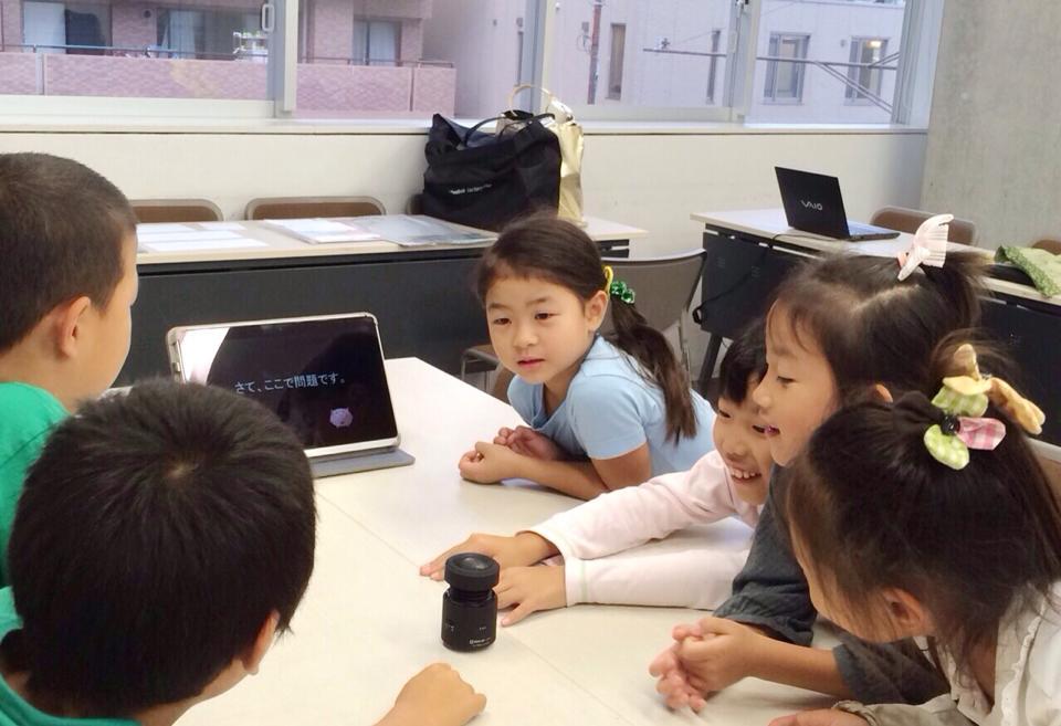 子ども店長会議開催!@子ども屋台