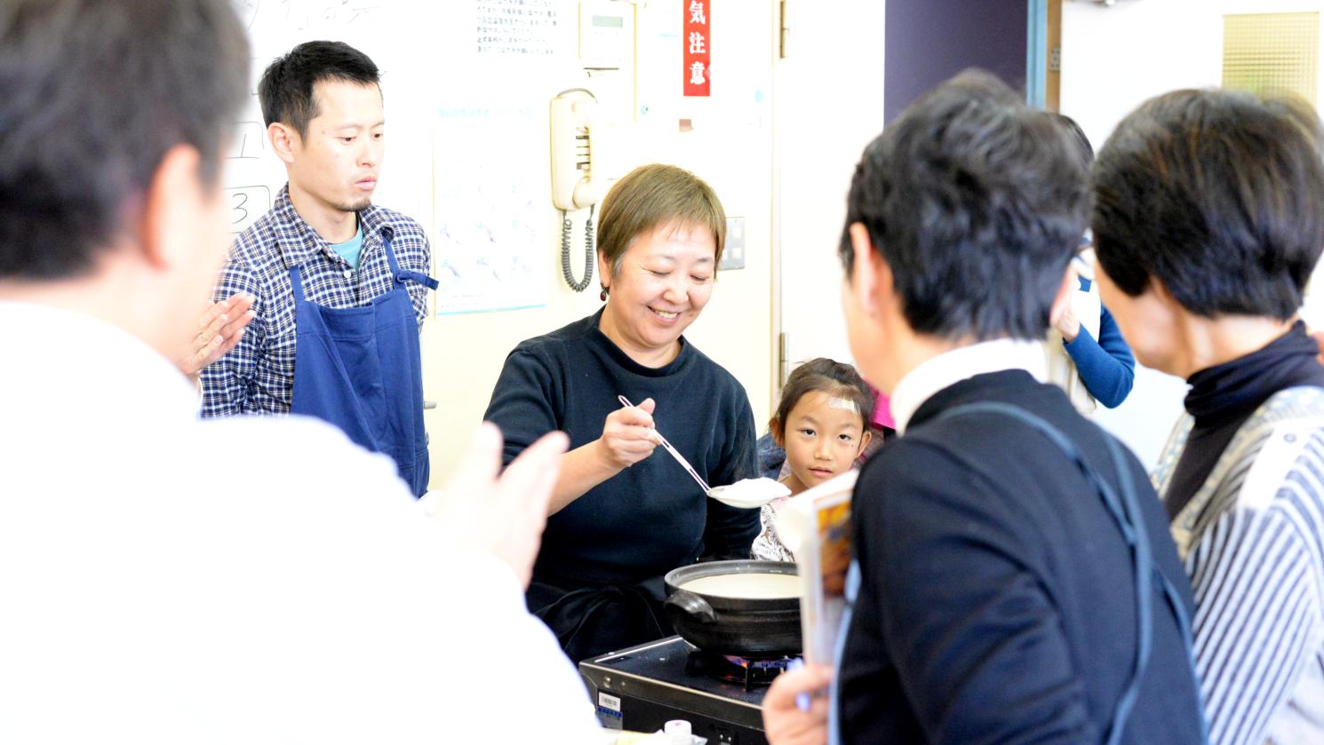 開催レポート@塩のプロ(玉井 恵)と作る アンチョビ作り!